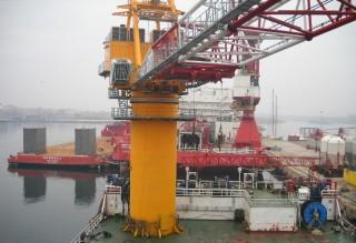 BOS 1400-500 D LITRONIC Liebherr crane