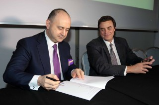 Energean - contract signing